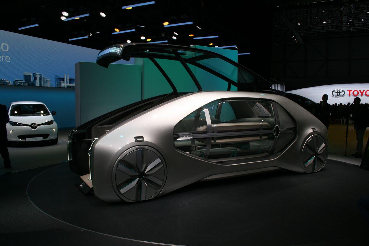 gims 2018 salon international de l 39 automobile de gen ve renault road and motors. Black Bedroom Furniture Sets. Home Design Ideas