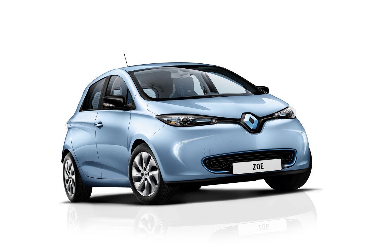 Elektroauto Renault Zoe Ist Am 8 Juni In Der Schweiz Gestartet