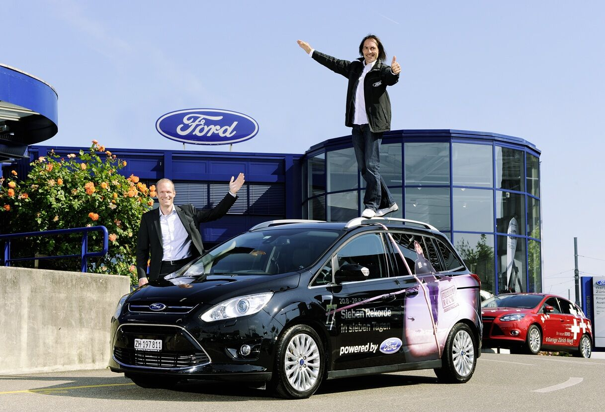 Freddy nock f hrt ford grand c max road and motors for Garage grand nord automobile nieppe