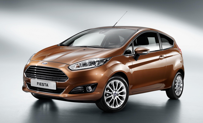 Ford stellt den stilvollen neuen Fiesta vor