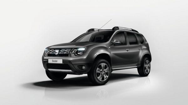 Présenté au prochain Salon de Francfort, Nouveau Dacia Duster