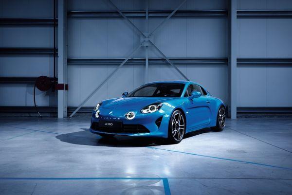 Renault ALPINE révèle les premières images de la nouvelle A110