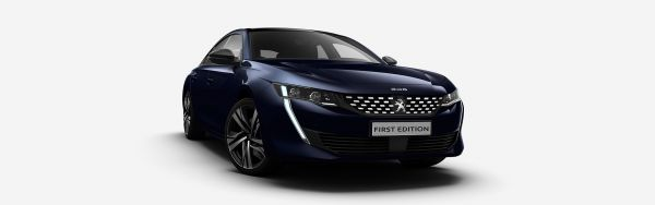 Nouvelle PEUGEOT 508 First Edition