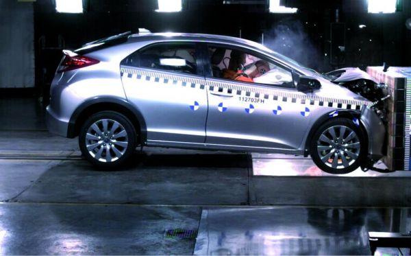 La nouvelle Honda Civic