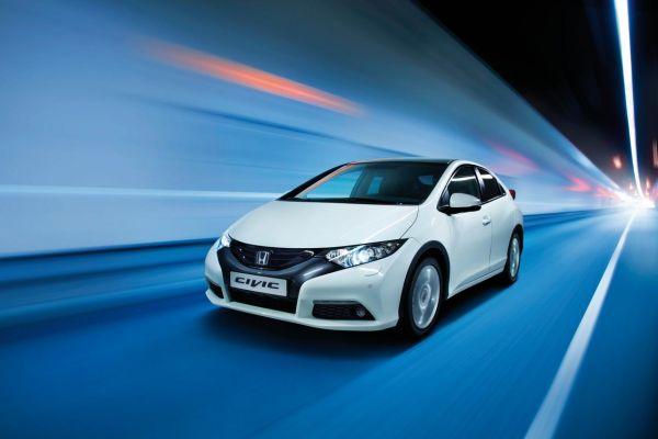 Honda startet die europäische Produktion des neuen Civic