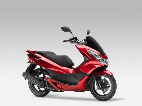 Honda présente l'évolution de son scooter PCX125