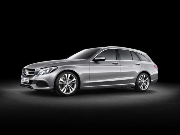 La nouvelle Mercedes-Benz Classe C Break