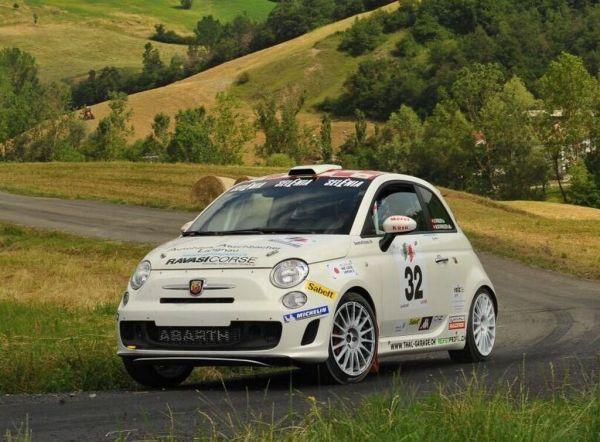 Trofeo Abarth 500 Rally Europe