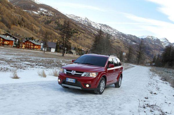 Fiat Freemont AWD: Il est bientôt là, on peut déjà le commander!
