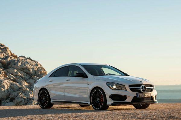 Mercedes-Benz CLA 45 AMG, lorsque le design rencontre la Driving Performance
