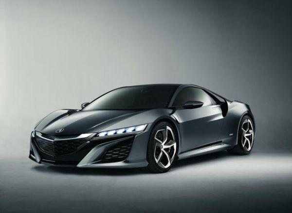 Honda: Une évolution du concept NSX est dévoilée au Salon de Detroit 2013 (NAIAS)