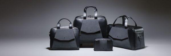 PEUGEOT lance une ligne de bagages en Alcantara... on aura tout vu...
