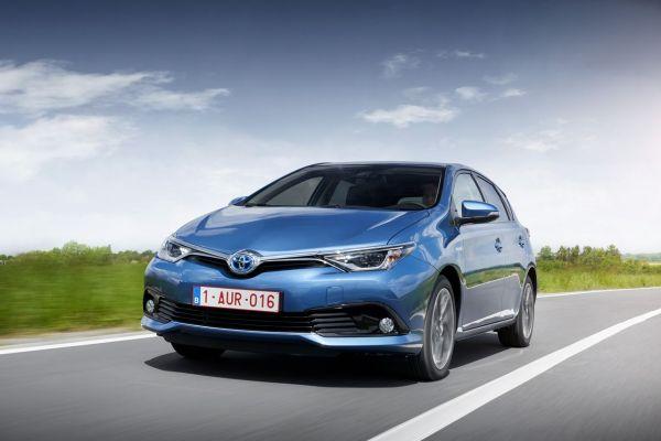 Toyota a vendu 78% d'hybrides en plus