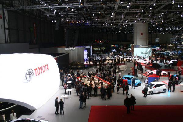 GIMS 2018, Salon international de l'automobile de Genève, Intro