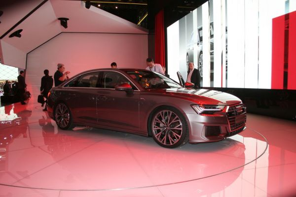 GIMS 2018, Salon international de l'automobile de Genève,  AUDI