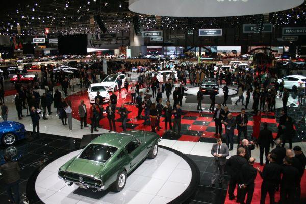 GIMS 2018, Salon international de l'automobile de Genève, FORD