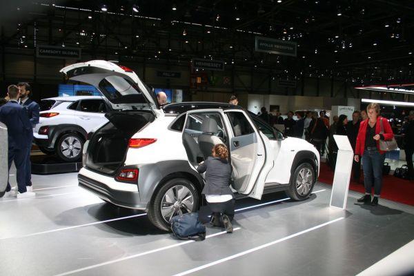 GIMS 2018, Salon international de l'automobile de Genève,  Hyundai