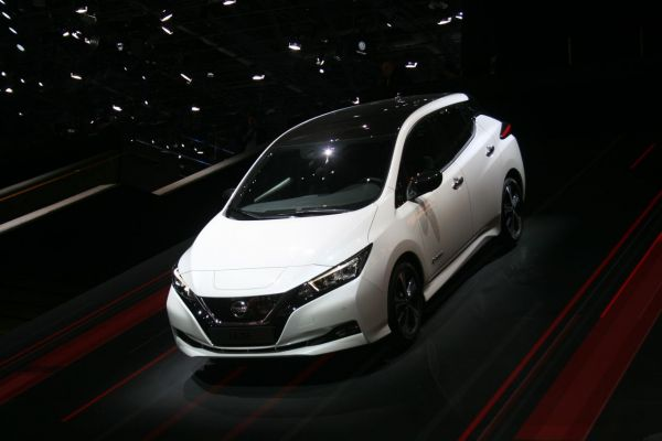 GIMS 2018, Salon international de l'automobile de Genève,  NISSAN
