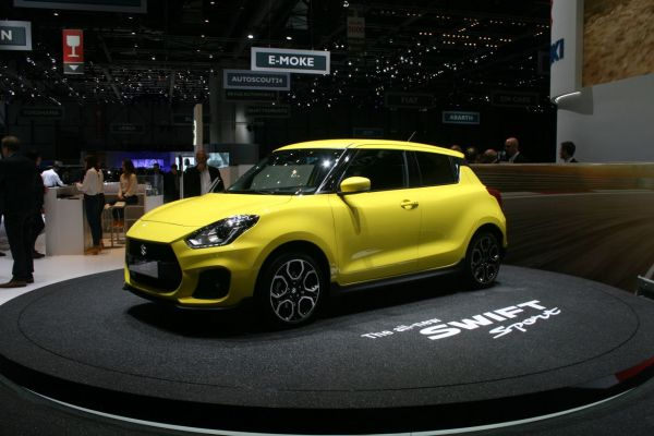GIMS 2018, Salon international de l'automobile de Genève,  SUZUKI