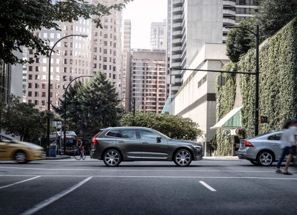 La Volvo XC60 remporte le prix «World Car of the Year 2018»