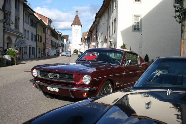 Mobiles Kulturgut auf Schweizer Strassen