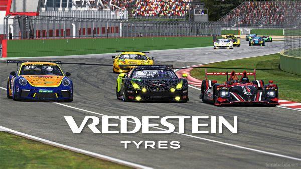 Vredestein lance sa propre Sim Racing Cup