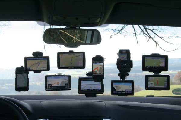 TCS: Navigationsgeräte: Wissen, wo es langgeht