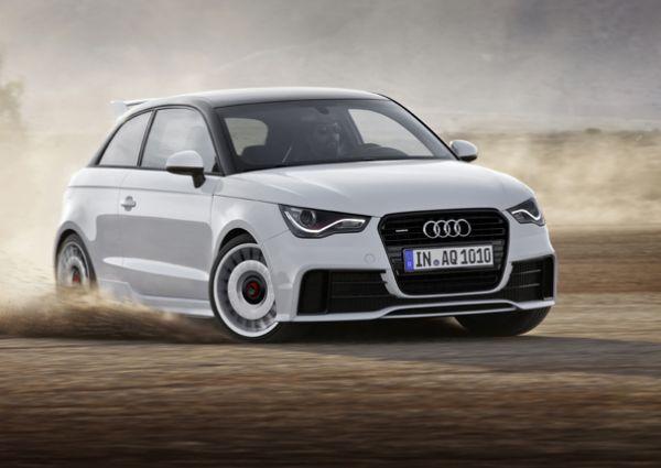 Der Audi A1 quattro: Die neue Spitze der Kompaktklasse
