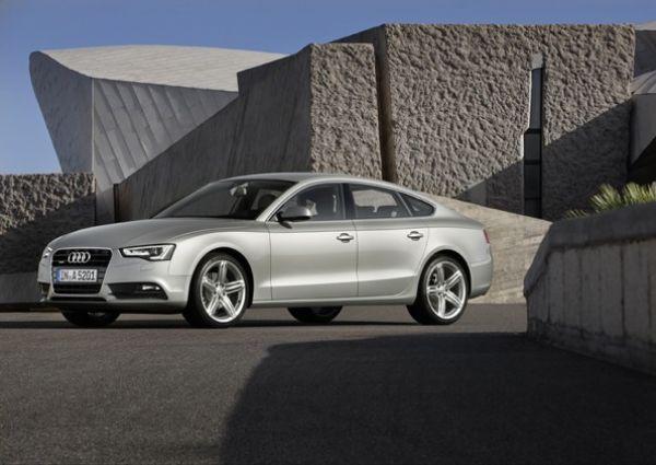 la nouvelle Audi A5 - Séduction, puissance et efficacité