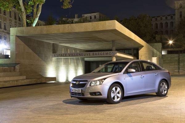 1.100.000 ventes pour Chevrolet