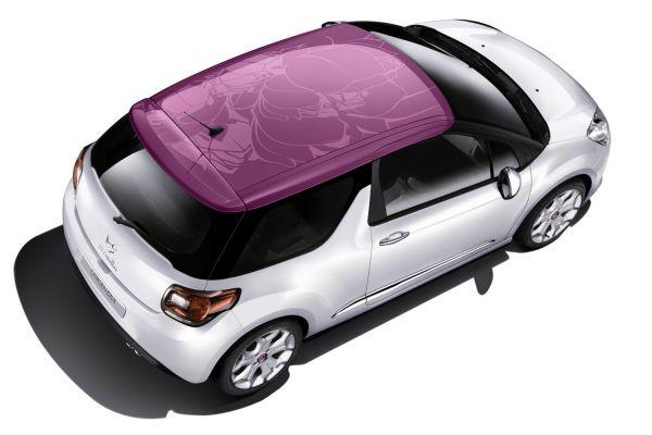 La Citroën DS3 fête en couleur sa 100'000 commande