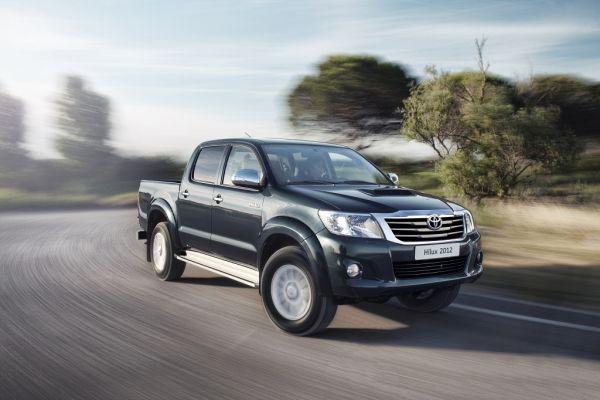 Toyota Hilux nouvelle mouture, accent sur le travail et la puissance