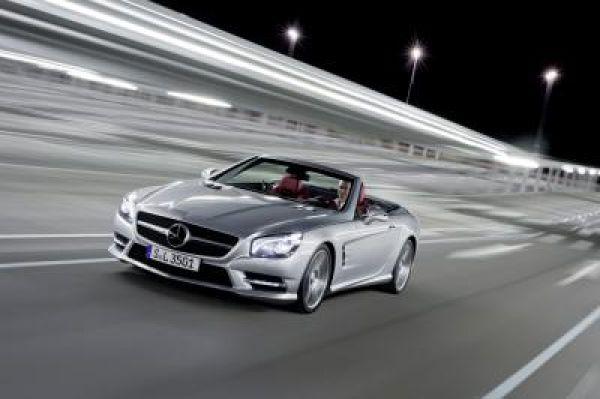 Der neue Mercedes-Benz SL