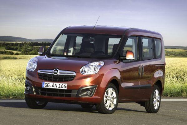 Opel Combo : riche en variantes et performante le nouveau arrive a la fin de l'année.