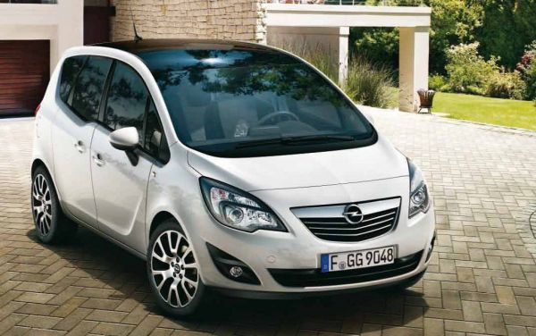 Opel Meriva Color Edition