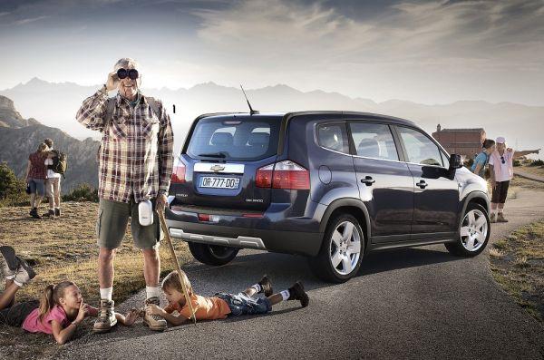 Chevrolet Suisse poursuit sa croissance