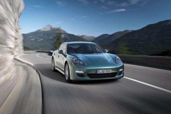 La Panamera Diesel affiche une autonomie de plus  de 1 200 kms