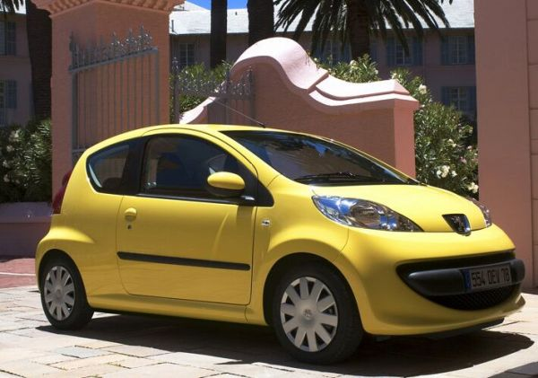 Peugeot lance «107 EXPERIENCE»