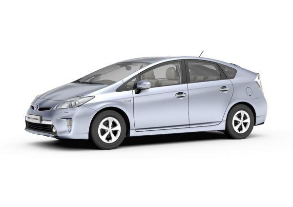 La Toyota Prius PHEV en première au Salon de Francfort