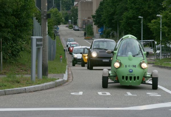 Autonomie des véhicules électriques éprouvée