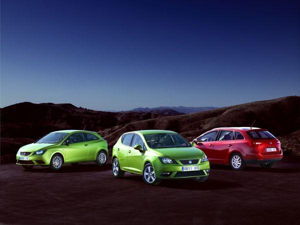 Der neue SEAT Ibiza - dynamisch und innovativ