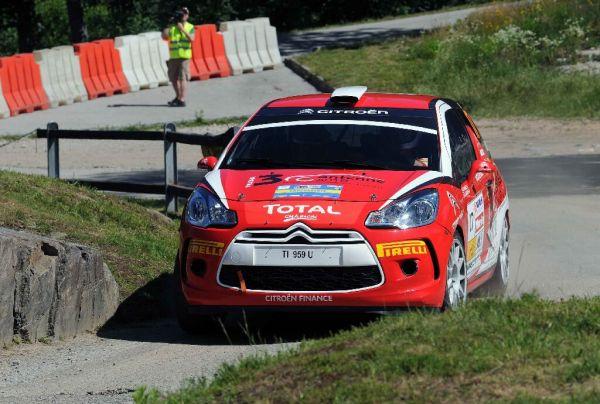 3. Lauf der Citroën Trophy
