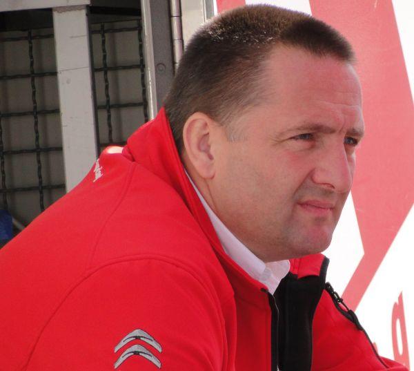 Nomination d'Yves Matton à la tête de Citroën Racing