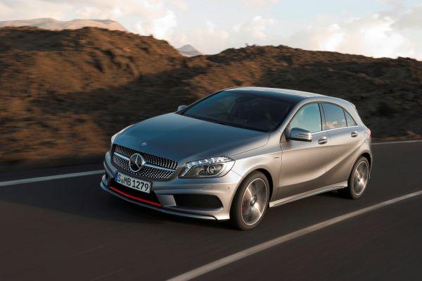 Mercedes-Benz: la nouvelle Classe A en tournée suisse