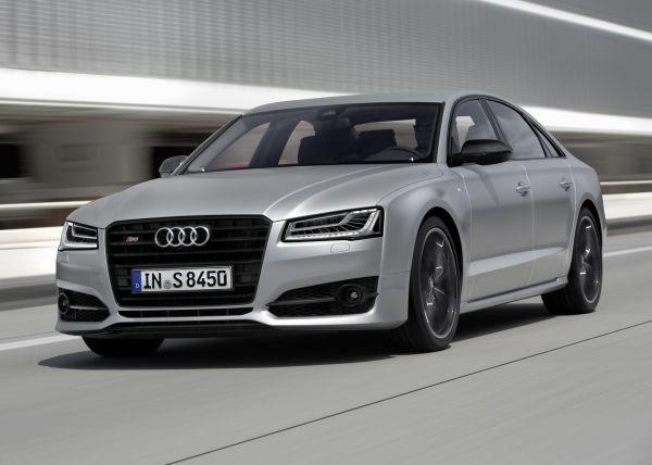 Spitze der Sportlichkeit – der neue Audi S8 plus