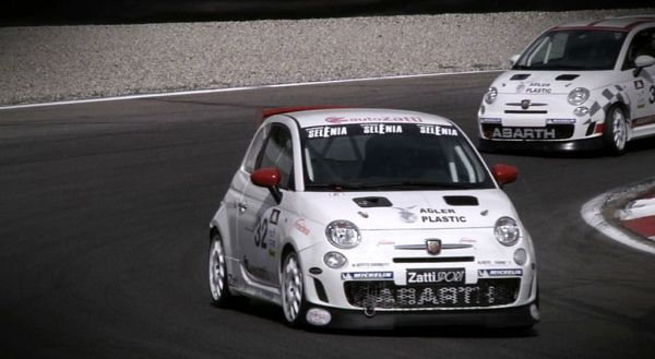 """Abarth, « Make It Your Race"""" sucht den talentiertesten Rennfahrer der Schweiz"""