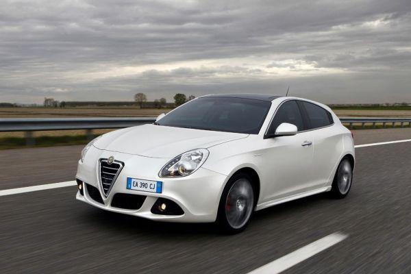 Salon de Genève 2012: Alfa Romeo