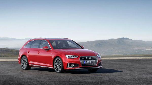 Audi A4 Berline et Audi A4 Avant: modèles à succès au top
