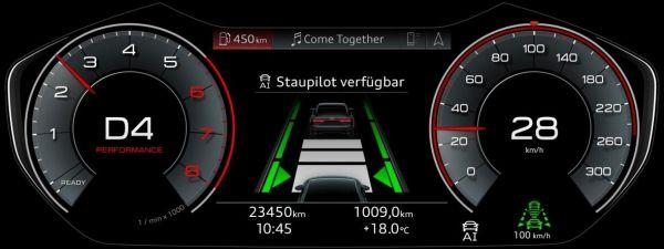 TechDay piloted driving - Der Staupilot im neuen Audi A8