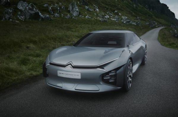 Citroën: CXPERIENCE CONCEPT
